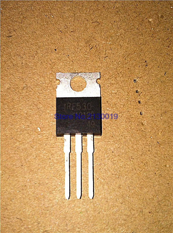 50PCS IRF730 TO-220 MOSFET Transistor bonne qualité