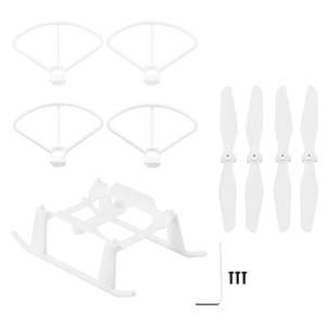 Image 1 - הגנת טבעת + הגנת ההנעה + התעצמות Stand עבור Xiaomi FIMI A3 Drone אבזרים
