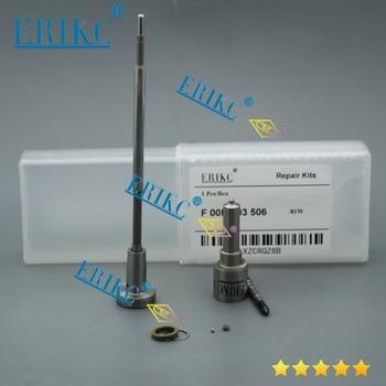 ERIKC コモンレールインジェクタ修理キット F00RJ03506 ノズル DLLA153P2189 用 bosch 0445120232 0445120309