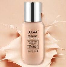 LULAA – Fond De Teint liquide pour maquillage professionnel, correcteur, durable, contrôle De l'huile, Focallure, Fond De Teint, TSLM