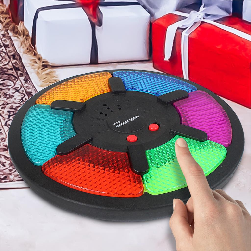 Creativity Educational Memory Game Desktop Challenge Toy With Lights And Sounds Toy Quiz Game Funny Toys For Children