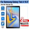 3Pcs Tempered Glass for Samsung Galaxy Tab A 10.5 2018 SM-T590 SM-T595 SM-T597 Tablet Screen Protector 9H Protective Film Glass