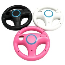 Racing Game Steering Wheel For Nintendo For Wii Controller Direction Manipulate Wheel Remote Controller Protective Case все цены
