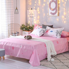 4pcs/set Brief Style Comfortable Warm Stripes Printing Family Bedding Set Bed Linings Duvet Cover Bed Sheet Pillowcases bedding set sailid a 108 1 cover set linings duvet cover bed sheet pillowcases tmallts