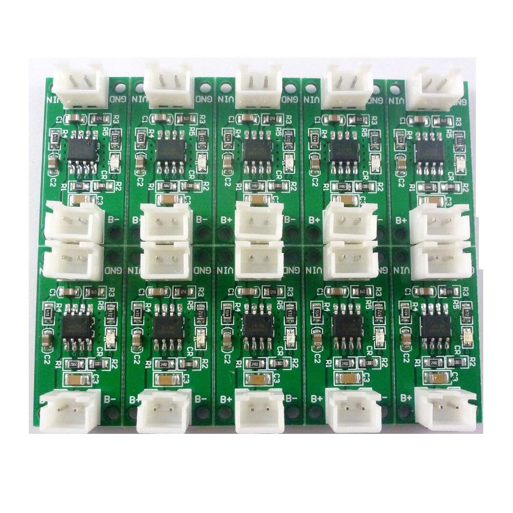 10x NIMHCRTA 1 2 3 Cell NiMH Rechargeable Battery Dedicated Charger 1.5V 3V 4.5V for 1.2V 2.4V 3.6V-in Inverters & Converters from Home Improvement