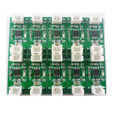 10x NIMHCRTA 1 2 3 セルの Nimh 充電式バッテリー専用充電器 1.5V 3V 4.5 用 1.2V 2.4V 3.6V