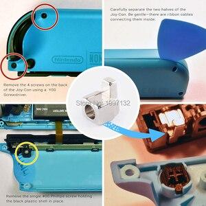 Image 5 - 3D אנלוגי אגודל מקל עבור Nintendo מתג לשמחה קון ג ויסטיק חיישן מודול תיקון כלי עבור JoyCon החלפה