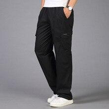 2020 Men Pants Male Trousers Casual Pants