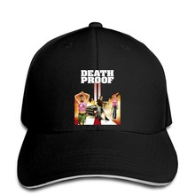 Death Proof Ver 4 Quentin Tarantino Poster Baseball cap S To snapback hat Peaked(China)