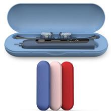 Электрическая зубная щетка sonic дорожный ящик чашки чехол портативный