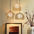Loft anhänger lampe vintage seil hanf kronleuchter retaurant wohnzimmer schlafzimmer bar pub club cafe licht korridor büro studie lampe-in Pendelleuchten aus Licht & Beleuchtung bei
