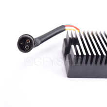 Motorcycle For Harley-Davidson XLS Roadster 1978 1979 1980 1981 1982 - 1984 1000cc MOSFET Voltage Regulator Rectifier