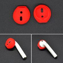 Универсальный чехол для наушников iphone airpods силиконовый