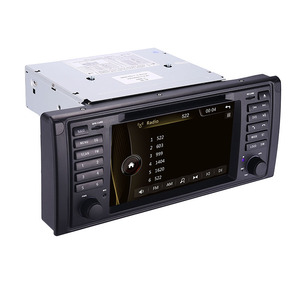 Image 5 - Original UI 1 din Car DVD player for BMW X5 E39 GPS Bluetooth Radio USB SD Steering wheel Control Camera map