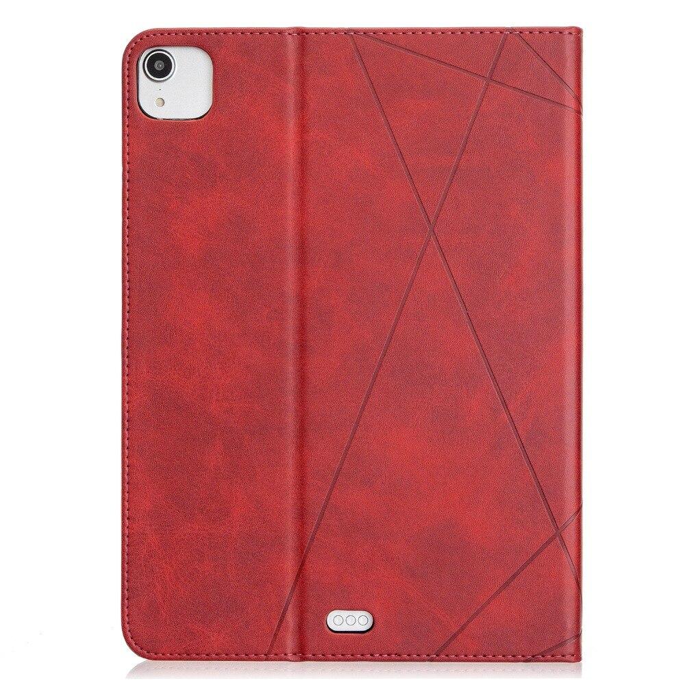Flip Figure Case for New PU Wallet iPad 11 Card Tablet 2th Case Gen Pro 2020 Geometric