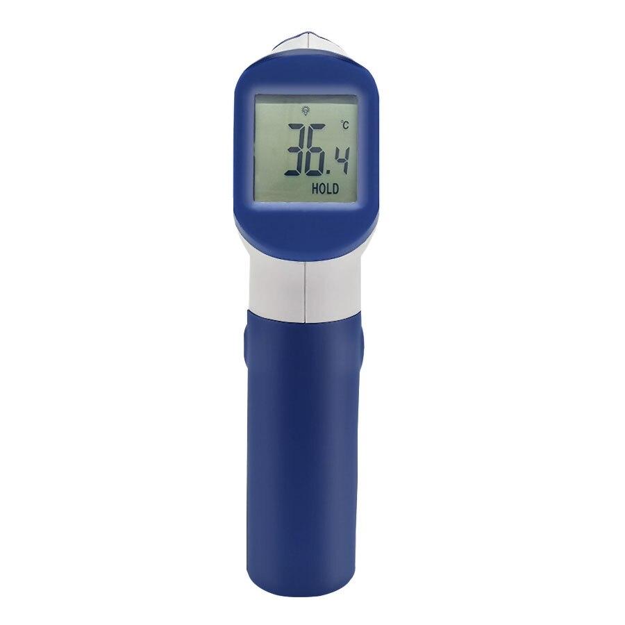 XEAST termometr na czoło bezdotykowy termometr na podczerwień temperatura ciała gorączka cyfrowe narzędzie do pomiaru dla dorosłych dzieci