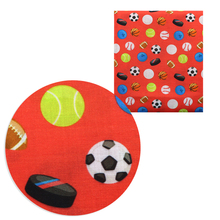 Sewing DIY Handmade Cotton-Fabric for Home-Textile Clothes/1yc11148 Ball-Series Printed