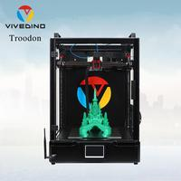 VIVEDINO Core XY System High class Magnetic Heat Bed 3D Printer Big Print Size