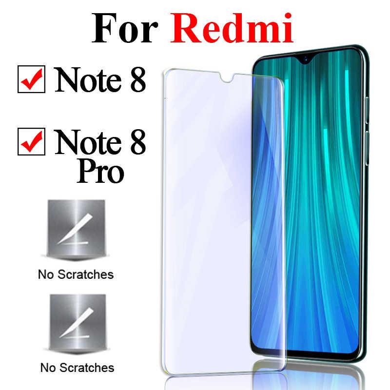 Verre de protection pour xiaomi redmi note 8 pro trempé xioami xiaomei note 5 6 7 pro protecteur d'écran redme xiomi pas feuille d'armure