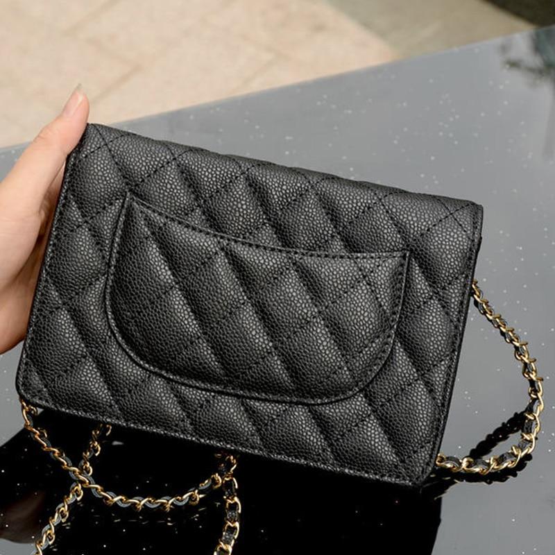 New Women For Bag Fashion Chain Shoulder Bag Brand Design High Quality  Cross Body Bag Party Bag