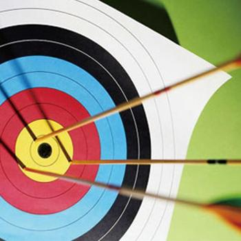 1Pcs 50*50*5cm Archery Target High Density EVA Foam Shooting Practice Board Indoor and Outdoor Sports Hunting Accessories 2