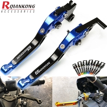 Clutch&Brake Lever Motorcycle CNC Adjustable Folding Extendable Brake Clutch Levers For BMW F800GS AdventuRe 2008 2009 2010-2017 motorcycle accessories cnc adjustable folding extendable brake clutch lever for bmw s1000rr 2010 2015