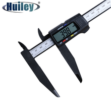 Large Measure Range Digital Caliper Long Measuring Jaw Electronic Vernier Caliper 0-300 mm Outer Inner Diameter Step Measurement