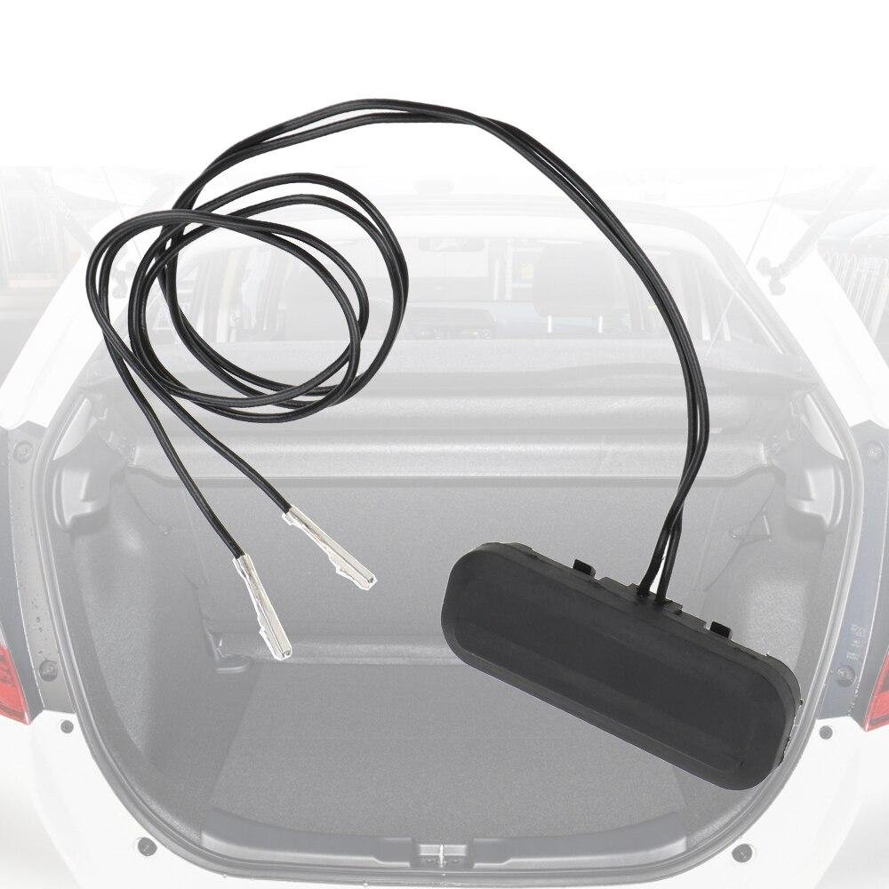 LEEPEE1Pcs araba gövde düğme anahtarı otomatik İç mekanlar için Chevrolet Cruze (Sedan) 2009-2014 tel gövde ile anahtarı