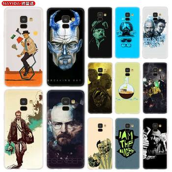 Phone Case For Samsung A8 A6 Plus 2018 2017 2016 A10 A30 A40 A50 A71 A70 A80 A90 A9 A7 A5 Star Breaking Bad Chemistry Walte image