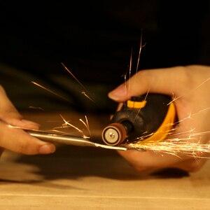 Image 5 - DEKO DKRT01 220V zmienna prędkość Mini młynek wiertarka elektryczna polerowanie wiercenie obrotowe narzędzie z akcesoria Dremel