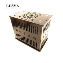 Lusya 20W Schumann 7.83Hz Wave Generator Extreem Lage Frequentie Puls Negatieve Ionen Generator Met Case T0402