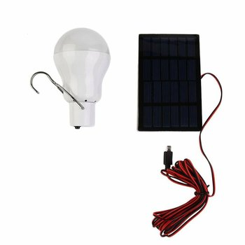 Solar Charging LED Light Outdoor Camping Light Camping Tent Fishing Hiking Lighting Household Portable Rechargeable Light phone charging solar lamp camping powered portable led bulb light solar led lighting solar panel camp tent night fishing light