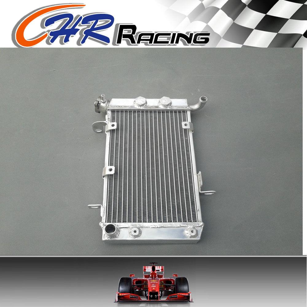 Новый алюминиевый радиатор для suzuki LTZ400 KFX400 DVX4 03-08 /Arctic Cat DVX 400
