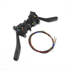 Image 2 - Multi function Steering Turn Signal Cruise Switch Operation Control Handle & Cable For Fabia Rapid  Polo New 6RA 953 513 G
