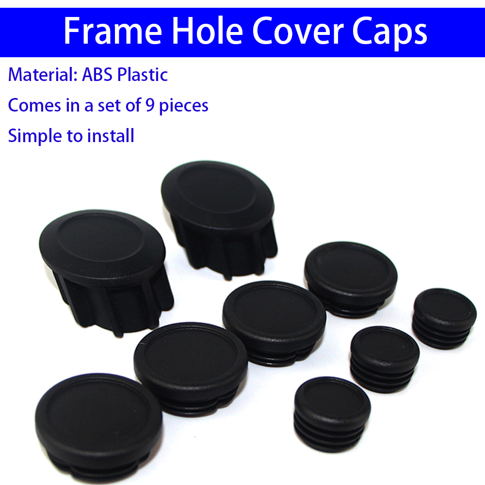 Motorcycle Frame Hole Cover Caps Plug Decorative Frame Cap Set For BMW R1200GS Adv lc R 1200 GS R1200 GS LC 2013 2014 2015 2018 in Covers Ornamental Mouldings from Automobiles Motorcycles