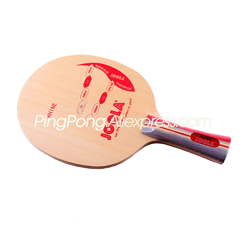 JOOLA RHINE Table Tennis Blade (5 Ply Wood, Allround) Original JOOLA Racket Ping Pong Bat / Paddle