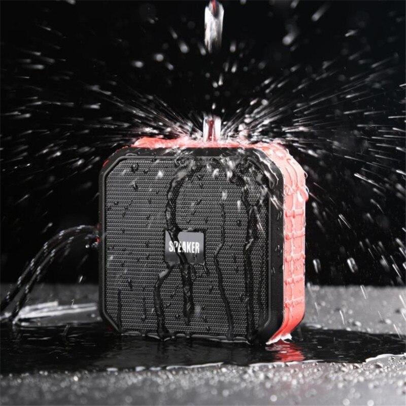 Mini Musik Bluetooth Lautsprecher Wireless Bluetooth Lautsprecher Tragbare Bluetooth Lautsprecher Wireless Wasserdicht Dusche Lautsprecher 20#