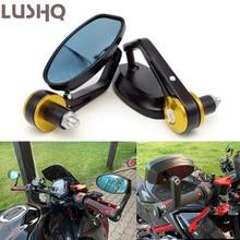 Motorcycle Bar End Mirror Moto Rearview Mirrors For MV AGUSTA f3 brutale 750 stradale 800 f4 brutale 910r brutale 920
