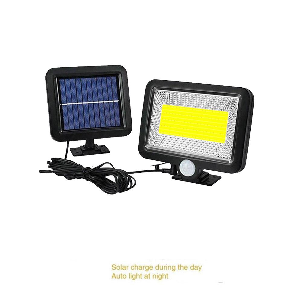36 DEL Energie Solaire Sécurité Lumières Détecteur De Mouvement Mur Solar Lights Outdoor