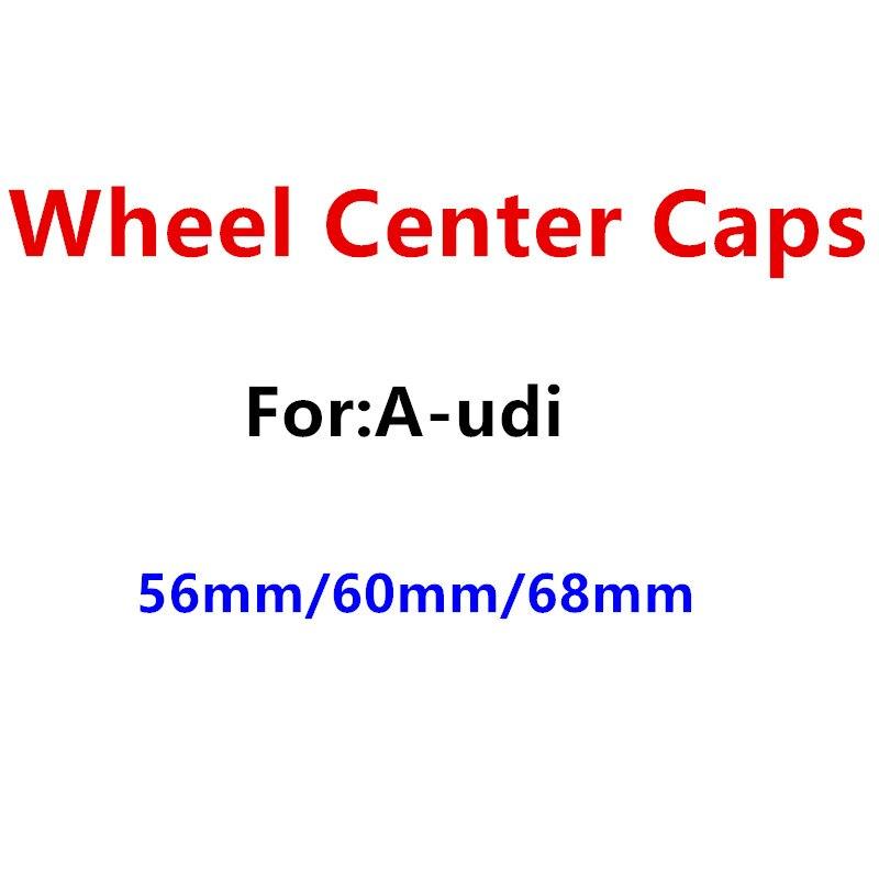 4 шт. 56 мм 60 мм 68 мм центральный колпак на колесо автомобиля знак пылезащитные Чехлы эмблема наклейка автомобиль Средства для укладки волос Наклейки на автомобиль      АлиЭкспресс