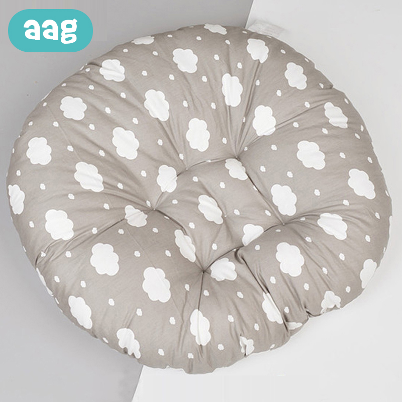 AAG Baby Bed Crib Newborns Baby Nest Cot Portable Cradle Travel Bed Mat Cushion Infant Bassinet Bumper Babynest Cribs Room Decor