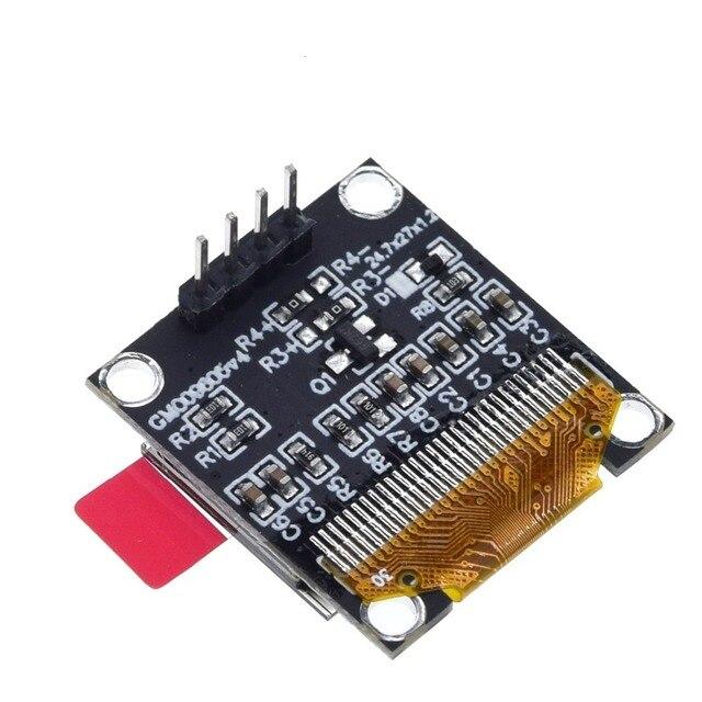 0.96 inch oled IIC Serial White OLED Display Module 128X64 I2C SSD1306 12864 LCD Screen Board GND VDD SCK SDA for Arduino 6