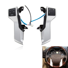 Steering Wheel Combination Control Switch 84250 60140 For T oyota Land Cruiser Prado 150 GRJ150 KDJ150 Car styling