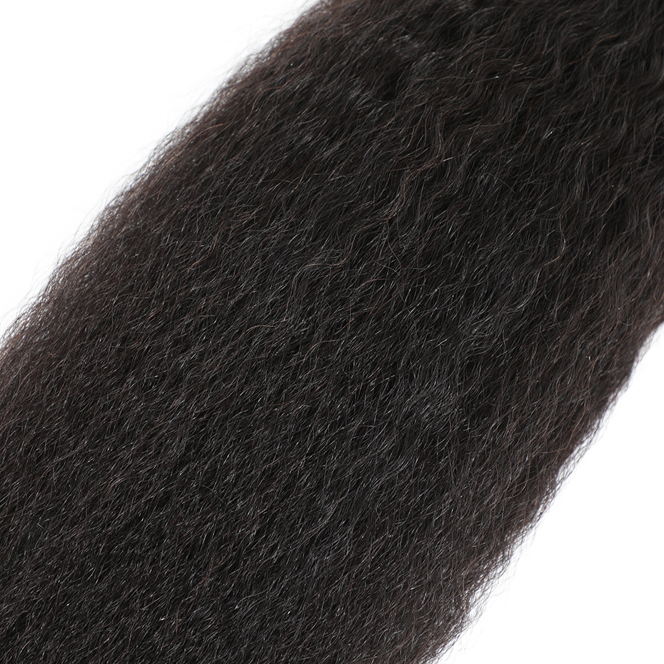 Kinky Straight Bundles    Bundles Natural Color  Hair s Double Wefts Gabrielle 4