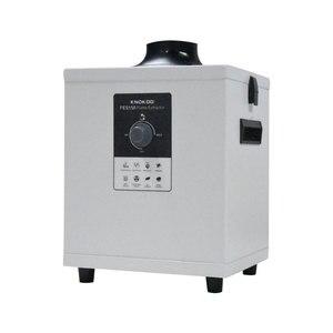 Image 3 - Mini 150w laser absorvente de fumaça botão ajuste extrator fumaça solda fes150 máquina purificador ar extrator poeira do prego