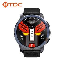 KOSPET Optimus Pro 3GB 32GB 800mAh bateria podwójne systemy 4G smartwatch z funkcją telefonu wodoodporny 8.0MP 1.39