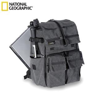"Image 4 - 新しい本ナショナルジオグラフィック ng W5070 カメラケースバッグバッグバックパックリュックサックショルダー置くことができ 15.6 ""ラップトップ屋外卸売"