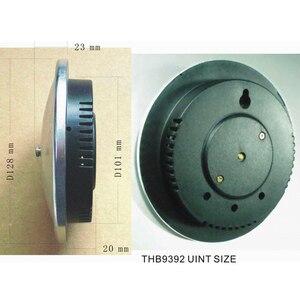 Image 5 - 128 мм 950 ~ 1070 hpa настенный бытовой термометр, гигрометр, тестер погоды воздуха, прибор, барометры