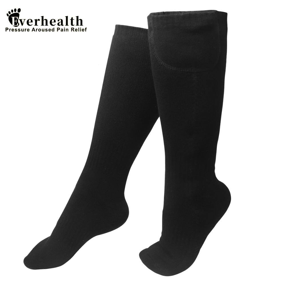 Носки с электрическим подогревом, теплые носки с перезаряжаемой батареей 3,7 в, эластичные теплые здоровые носки для занятий в помещении и на открытом воздухе Стельки    АлиЭкспресс