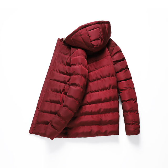 New Winter Jacket for Men 2020 Hoodies & Sweatshirts Unisex color: Black|Blue|Gray|Red